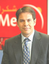 Médi Telecom : Serrano remplace Menchen
