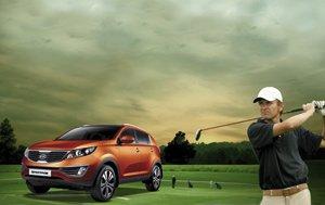 Kia Motors Maroc, transporteur du dernier Hassan II Golf Trophy