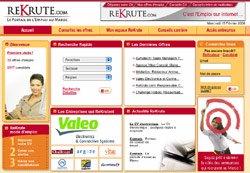 Formation : ReKrute.com : l'emploi en ligne