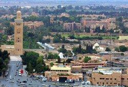 Tourisme : Marrakech : les moissons de Paris