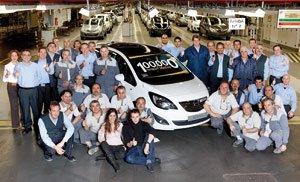 Opel Meriva : Déjà 100.000 !