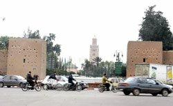 Marrakech fait le plein