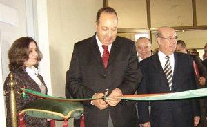 Inauguration d'un centre de médiation et d'arbitrage
