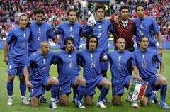 Euro-2008 : l'Italie trébuche