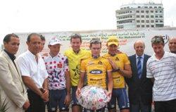 Les Sud-africains remportent le Tour du Maroc