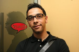 Malek Rafi, le design dans la peau