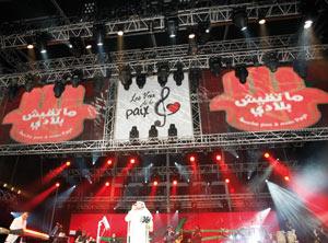 Clôture en apothéose du Festival Mawazine : Marrakech chante la paix