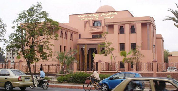L'Université Cadi Ayyad confirme sa position de leader au Maghreb et au niveau de l'Afrique francophone