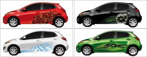 Mazda Skins : ils sont forts ces Canadiens !