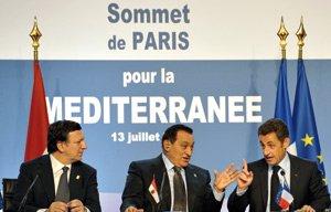 Nicolas Sarkozy transforme l'essai méditerranéen