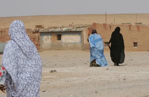 Séquestrés de Tindouf : les membres de la tribu de Rguibat-Laayaicha protestent