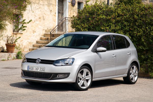 Volkswagen Polo : star-system