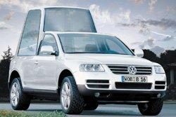 BMW ou VW : pour qui roulera le pape ?