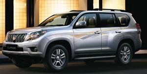 Toyota Land Cruiser Prado : le dernier empereur