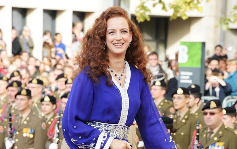 Les femmes du Maroc : Lalla Salma