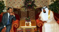 Maroc-Emirats : Des relations au beau fixe