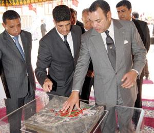 Relogement des bidonvillois de Targuist pour 1,4 milliard DH