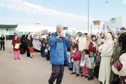 Salafistes : grève de la faim encombrante