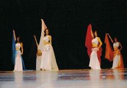 Rabat danse à l'orientale