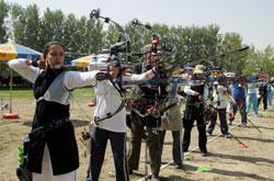 Iran : jeux au féminin