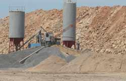 Carrières de sable : une loi controversée
