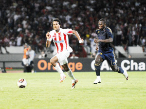 Ligue des champions d'Afrique : Le Wydad joue sa survie à Alger