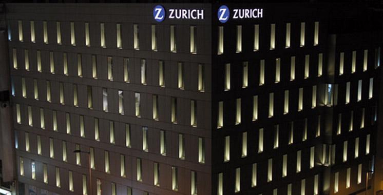 Remodelage géographique de Zurich Assurances: Le management explique…