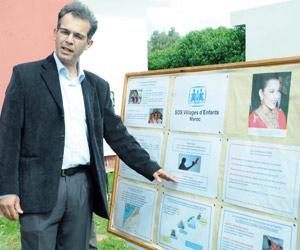 SOS Village d'Enfants reçoit un don de 288.000 DH