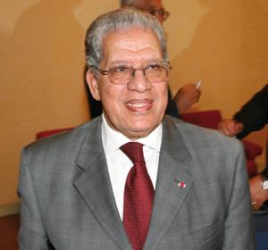 Mohamed Elyazghi : «Je suis un homme ponctuel»