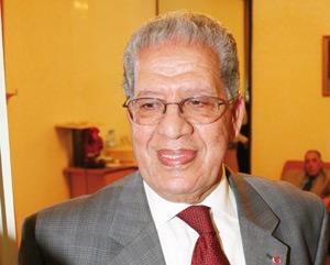 Mohamed Elyazghi : «Ma femme est une très bonne cuisinière»