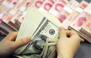 Le yuan monte face au dollar