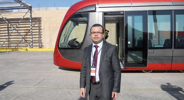 Youssef Draiss  :  «La montée en puissance du tram  de Casablanca»