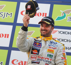 Yvan Muller passe chez Chevrolet
