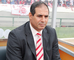 Baddou Zaki : «On va se battre pour être champion du Maroc»