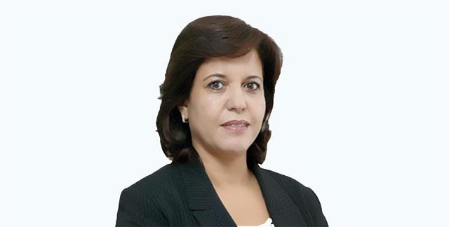 Zakia Driouich secrétaire générale de la pêche
