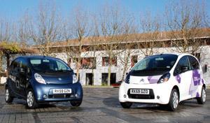 Peugeot et Citroën loueront leurs autos électriques