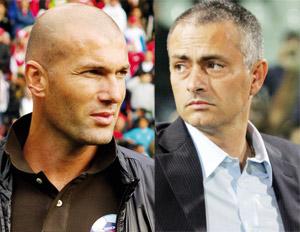 Selon Mourinho : Zidane a «beaucoup à apporter et à apprendre»