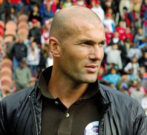 Real Madrid : Zinedine Zidane espère beaucoup de sa relation avec José Mourinho