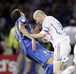 Zinédine Zidane ne regrette rien