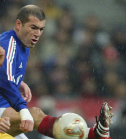 Mondial-2006 : le rêve de Zidane
