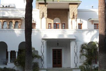 Concert de chant choral à la villa des arts de Rabat