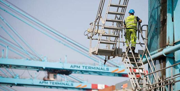 APM Terminals Tangier s'invite à la MedCop