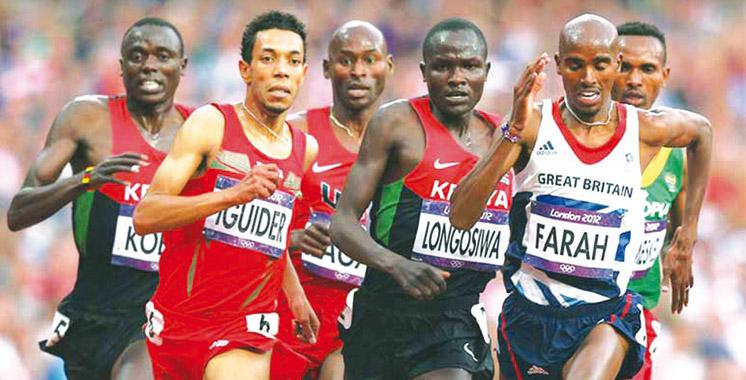 Le Maroc toujours en lice pour  des médailles olympiques: Abdelaati Iguider entre en jeu