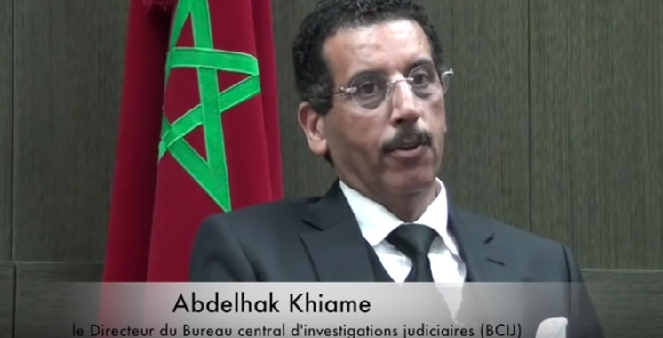 Abdelhak Khiame dans un entretien avec Le Monde : Le BCIJ a démantelé 49 cellules terroristes depuis sa création en 2015