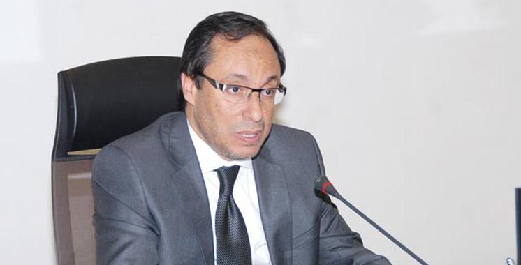 Zagora : Amara s'informe des projets d'infrastructures routières dans la province
