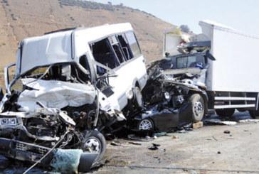2016: Les accidents de la route les plus meurtriers