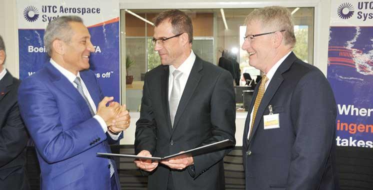 Boeing réitère sa confiance au Maroc