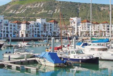 Les grands chantiers d'Agadir