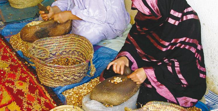 Coopératives féminines :  La région du Souss-Massa  se taille la part du lion