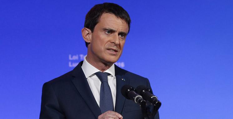 Sahara marocain :  Valls réitère à Alger la position «inchangée»  de la France